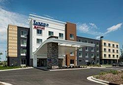Fairfield Inn & Suites Rochester Mayo Clinic Area/Saint Marys