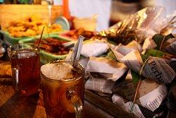 Nasi Bungkus Angkringan RRI Bali