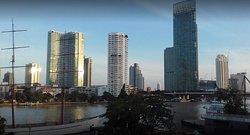 Stylish units with Chaopraya view
