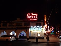Casino at the El Cortez Hotel