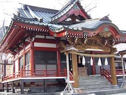 Yamanakasuwa Shrine