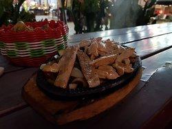Sizzling Tex-Mex Fajitas with Chicken