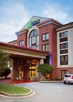 홀리데이 인 익스프레스 호텔 앤드 스위트 그린빌 다운타운
