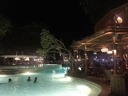 Place to come back in Sanur