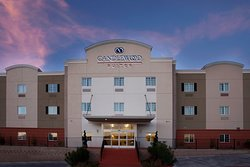Candlewood Suites Temple-Medical Center Area