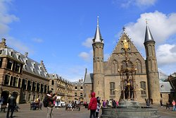 Binnenhof & Ridderzaal (Inner Court & Hall of the Knights)