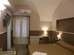 Camera doppia standard con bagno interno