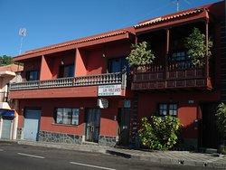Apartamentos Los Volcanes Pension