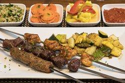 Al Ha'esh Israeli Grill
