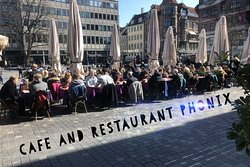 Cafe Restaurant Phonix