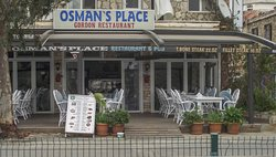 Osman's Place Gordon Restaurant