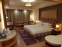 Good hotel with great services