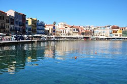 Crystal waters surrounded by eclectic shops and eateries.
