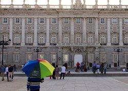 Palacio real ( free tour Básico A )