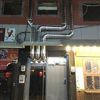 Beton Brut : Concrete Bar