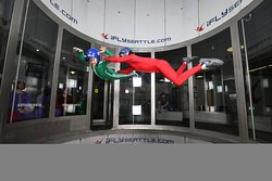 iFLY Indoor Skydiving - Seattle