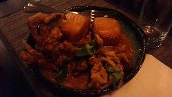 High quality modern Thai cuisine