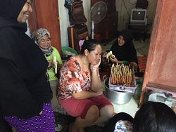 Lombok village experience, cooking