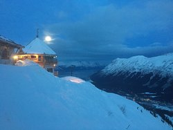The Roundhouse at Alyeska