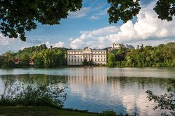 Leopoldskron Palace and Pond