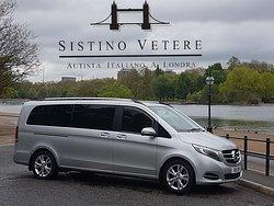 Sistino Vetere - Autista Italiano A Londra