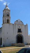 La Iglesia del Cristo de San Román, en el barrio del mismo nombre