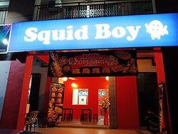 Squid Boy Rawang