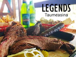 Legends Taumeasina