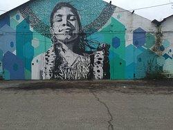 street art à Darwin