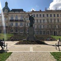 Karel Havlicek Borovsky Monument