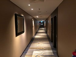 Leading to your room!