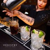 INDUSTRY Shisha bar