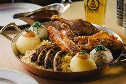 Gaststatte Nurnberger Bratwurst Glockl am Dom