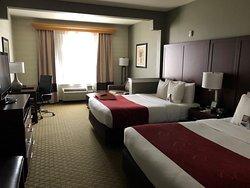 Nice Hotel Great Location Not so Quiet on Quiet Floor