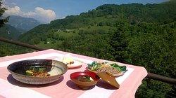 cibo e natura