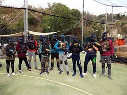 Ischia Paintball