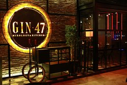 GIN 47 Mixology & Kitchen