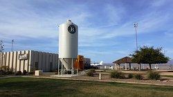 Entrance - Barrio Brewing Co. 5803 S Sossaman Rd, #45, Mesa, AZ 85212