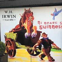 W H Irwins