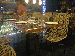 New Goan Restaurant and worth visiting.