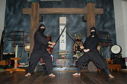 Musashi Ninja Clan Shinobi-Samurai Honjin Dojo
