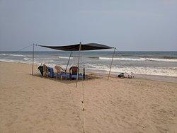 Best beach resort in Puri