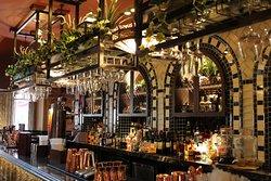 Restaurant Bar at El Paso