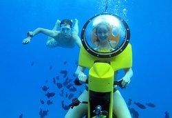 Billy Ocean Underwater Adventures