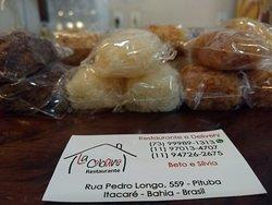 As melhores cocadas de Itaca´re estao aqui no La Cabana