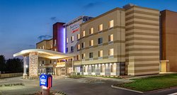 Fairfield Inn & Suites Roanoke Salem