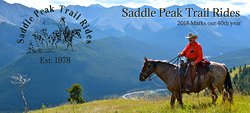 Saddle Peak Trail Rides