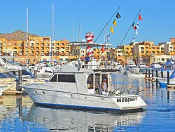 M Sport Fishing Cabo