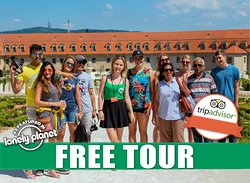 ‪Be Free Tours - Bratislava Free City Walking Tour‬