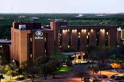 DFW 湖商務會議中心希爾頓飯店